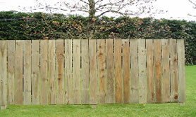 Glenfence 200mm x 100mm Sleepers
